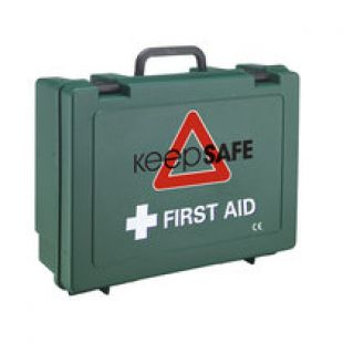 Keep Safe 10 Person First Aid Kit