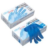 Medium Disposable Nitrile Powder Free Gloves Pack Of 100