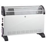 2KW Convector Heater Wall Mountable / Free Standing With Timer & Turbo
