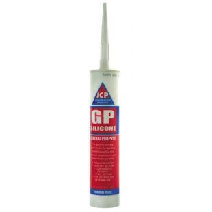JCP General Purpose Silicone - Brown 300ml