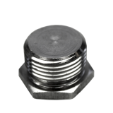 25mm Stainless Steel Stopping Plug Grade 316