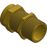 20mm Brass TRS Stuffing Gland