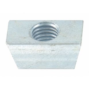 M6 Standard Wedge Nut BZP