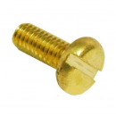 PAN HEAD BRASS CONDUIT BOX SCREWS