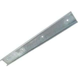 Galvanised Internal Channel Jointing Coupler 21mm x 200mm Unistrut Compatible