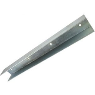 Galvanised Internal Channel Jointing Coupler 41mm x 200mm Unistrut Compatible