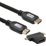 High Speed HDMI Cabling Kit 3 Metre