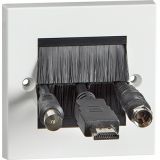 Knightsbridge 2G Brush Module Faceplate (Complete)