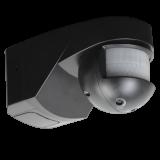 Knightsbridge IP55 200° PIR Sensor - Black